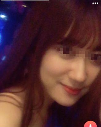 Tinderの写真詐欺のデブ女1